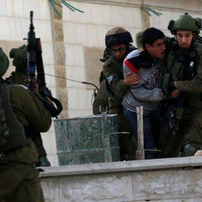 Israël a arrêté en août 450 Palestiniens, dont 69 enfants