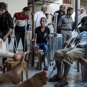 MSF : Plus de 1.000 patients souffrent à Gaza de 'graves infections' à la suite de blessures par balles subies dans la Grande Marche du Retour