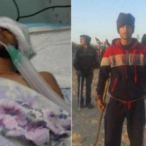 En Direct de Gaza : Un jeune assassiné et 76 blessés dans la bande de Gaza-bilan provisoire- : Ce vendredi 30 août 2019 : Les crimes israéliens se poursuivent !