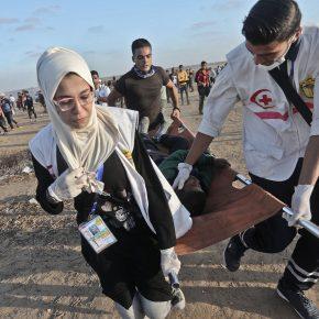 «S'attendre à tout» – la disponibilité sans faille d'une auxiliaire médicale de Gaza