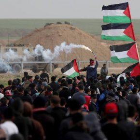 En Direct de Gaza - Un jeune assassiné et 54 blessés dans la bande de Gaza-bilan provisoire- vendredi 4 octobre 2019