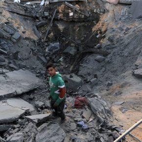 À Gaza, chacune, chacun d'entre nous peut être la prochaine victime