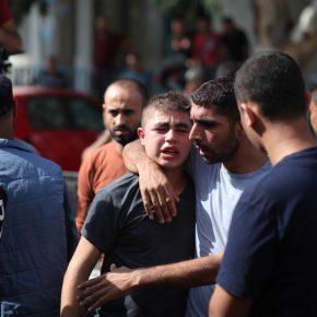 Trois enfants tués dans l'escalade d'attaques israéliennes sur Gaza