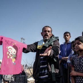 """""""Tout ce qui reste, ce sont leurs uniformes scolaires"""": Une attaque aérienne israélienne tue huit membres d'une famille palestinienne"""
