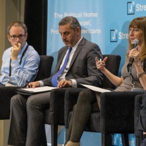 La conférence de J Street affronte le « chèque en blanc » des États-Unis donné à Israël