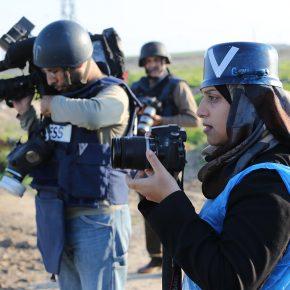 Israël a commis 600 violations contre des journalistes palestiniens en 2019
