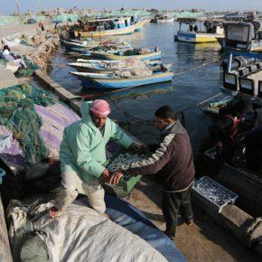 Israël a tiré sur des pêcheurs de Gaza à 347 reprises en 2019