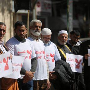 Rapport : Israël a émis 1022 ordres de détention administrative contre des Palestiniens en 2019