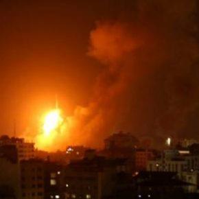 En direct de Gaza 10 raids israéliens sur la bande de Gaza Ce dimanche 16 février 2020 Et ça continue !