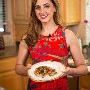Blanche Araj Shaheen: Rendre facile la cuisine du Moyen-Orient