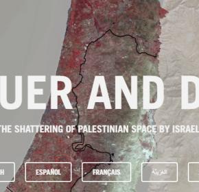 Cartographie d'une réalité : 53 années d'occupation et d'annexion