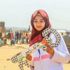 Se souvenir de Razan al-Najjar, rendre hommage aux personnels de santé