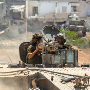 Bien sûr qu'Israël exporte des armes et des pratiques policières : depuis des décennies, il les teste contre les Palestiniens