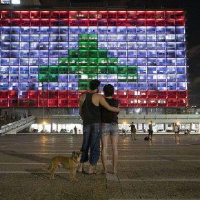 L'illumination du drapeau à Tel Aviv ne peut pas camoufler le rôle d'Israël dans la crise du Liban