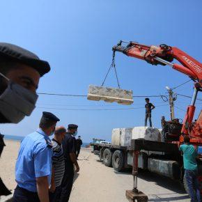 Les appels pour mettre fin au siège de Gaza s'amplifient parallèlement aux nouveaux cas de COVID