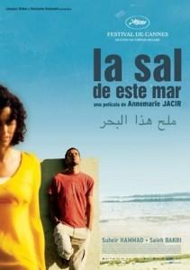Le sel de la Mer : Film d'Anne Marie Jacir
