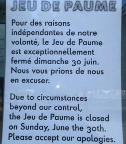Des groupuscules sionistes provoquent la fermeture d'un musée Parisien