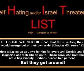 Critique envers Israël, je me retrouve sur la liste des « juifs honteux »